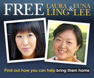 U.S. Journalists Laura Ling and Euna Lee's Statement on North Korea capture