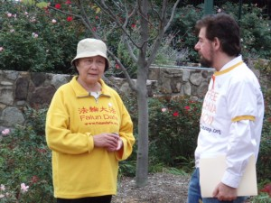 Falun Dafa's Lisa Tao and R.E.A.L.'s Jeffrey Imm Discuss the Oppression of the Chinese People by the PRC Government