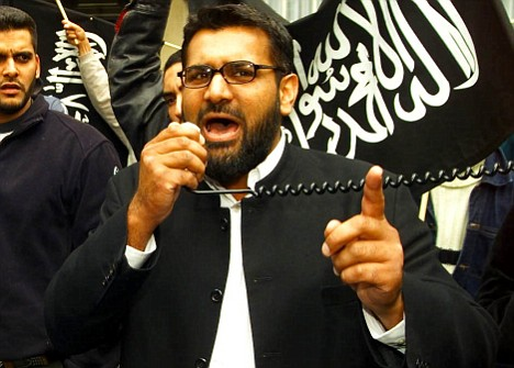 "Anjem Choudary of ""Islam4UK"""