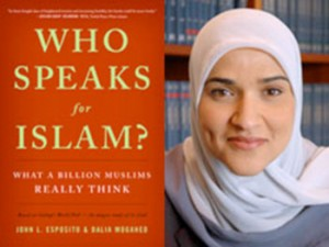 President Barack Obama's adviser on Muslim affairs, Dalia Mogahed