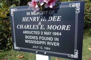 In Remembrance of Henry Dee and Charles Moore (Vickie D. King/The Clarion-Ledger)