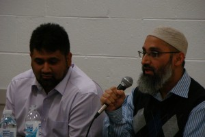 Hizb ut-Tahrir America December 20, 2009 Speakers in Lombard - Abu Baseer Denounces Kafirs