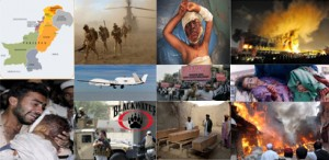 Hizb ut-Tahrir America's Graphic Images of Suffering - Blamed on America at Chicago Suburban Meeting