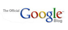 "The ""Official Google Blog"" Logo (Google)"
