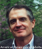 """White Nationalist"" Jared Taylor - Leader of American Renaissance and New Century Foundation - Laughs at Idea ""Diversity is a Strength"""