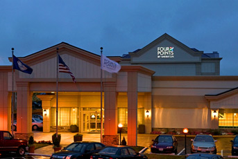 Four Points Sheraton Manassas Battlefield Hotel