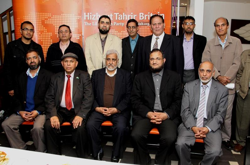 May 9, 2010 - Anti-Democracy Hizb ut-Tahrir Britain Group Leaders Speak
