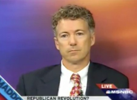 Rand Paul (Photo: NBC)
