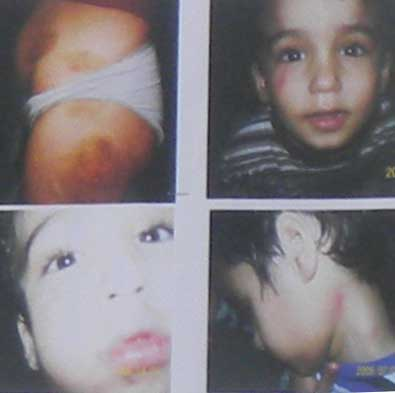 In Saudi Arabia: Abuses of Canadian Nathalie Morin and Her Children - Held Against Her Will