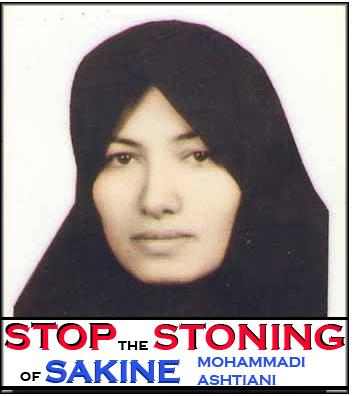 Iran: Sakineh Mohammadie Ashtiani to be Stoned for Adultery