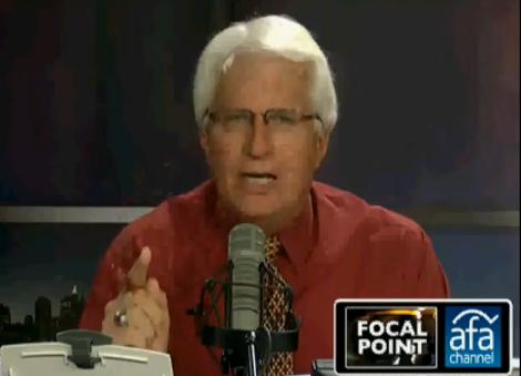 "AFA's Bryan Fischer: ""No More Mosques, Period"" ""permits should not be granted to build one more mosque in America, not one."""