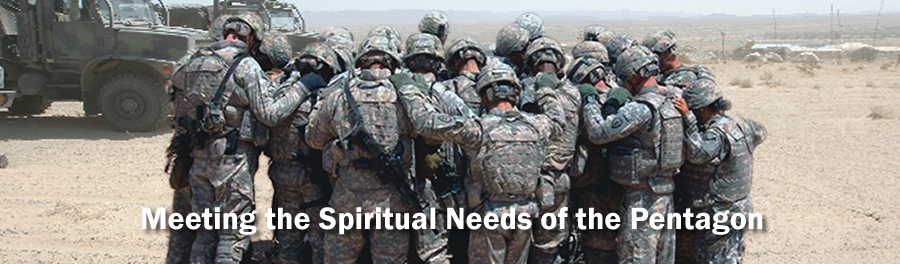 Mission of Office of Pentagon Chapel (Photo: Pentagon Web Site)