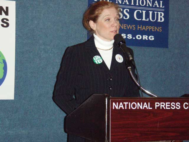 Carolyn Cook Calls for American Women's Rights on Human Rights Day