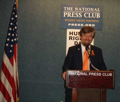2011 Human Rights Day Remarks – R.E.A.L.'s Jeffrey Imm