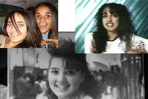 "Other American Girls Murdered in ""Honor Killings"": Amina and Sarah Said (Top Left), Methal Dayem (Top Right), and Tina Isa (Bottom)"