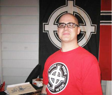 "Stormfront Admits to Selling ""White Power"" Shirt to Terrorist"