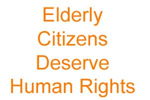 Human Rights: Dignity and Identity of Elderly