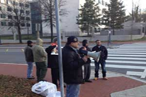 December 10: Human Rights Protest Outside DC Pakistan Embassy