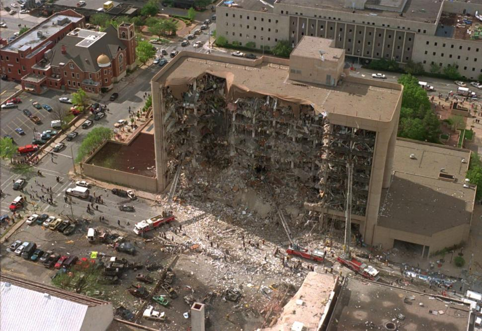 Timothy McVeigh's Terrorist Attack on the Alfred P. Murrah Building