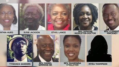 Nine African-Americans Murdered in Terrorist Attack on Charleston Church by Nazi/Confederate Dylann Roof