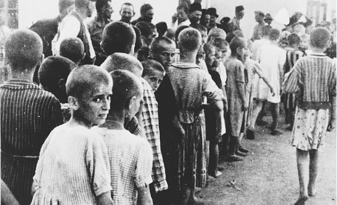 Helpless Children Pay the Price for Unwillingness to Defy Nazism