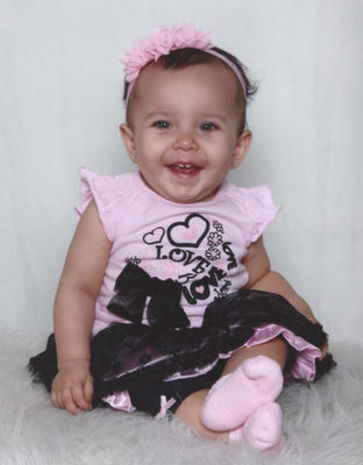 Arizona: 2-Year Old Girl Lilly Mederos Murdered by American Nazi