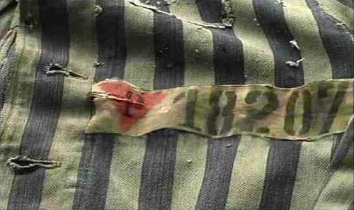 Nazi Oppression of Homosexuals in Concentration Camps - Wore the Rosa Winkel (Pink Triangle)