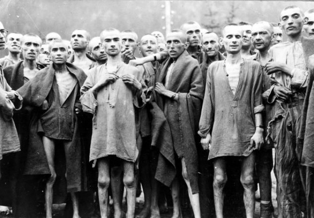 Hitler's Nazi Germany: Concentration Camps of Jewish People for Extermination