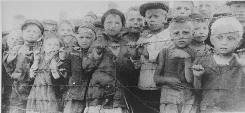 Polish Children Sent to Hitler's Nazi Death Camps in Germany - Never to Return