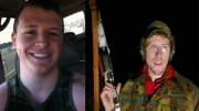 "Allen Lawrence ""Lance"" Scarsella (LEFT) and Nathan Gustavsson (RIGHT) arrested in connection with Minneapolis Terrorist Attack (Source: Raw Story, Facebook)"