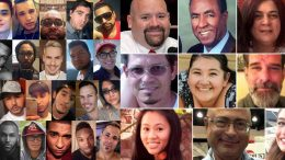 USA: Recent Victims of ISIS Terrorist Attacks in Orlando (L) and San Bernardino (R)