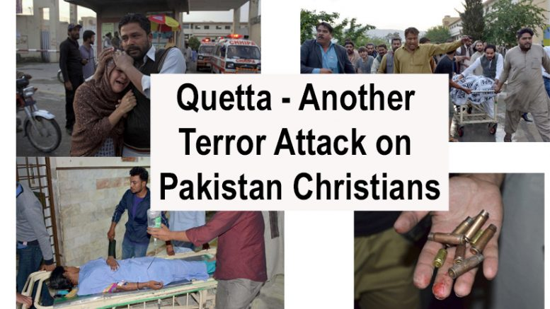 Pakistan – ISIS Terror and Extremism – Christian Minorities Targeted